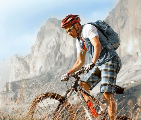 Discover the Dolomites on two wheels – 3-day short-stay holiday for cyclists
