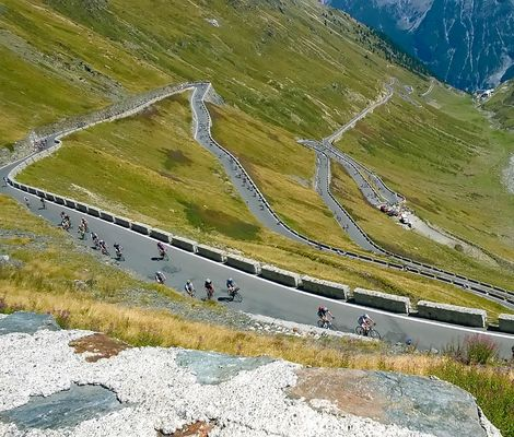 Stilfser Joch Cycling Day – a full week of cycling in South Tyrol
